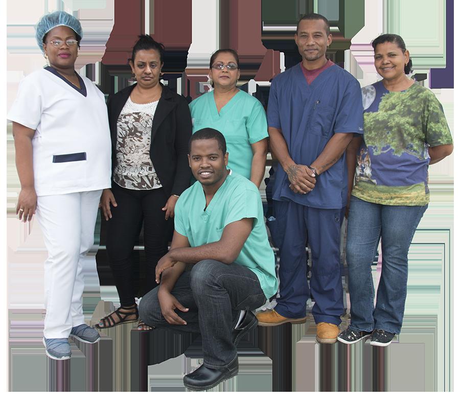 Purivo Dialysis Center Team